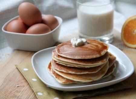 Pancake (ricetta Bimby)