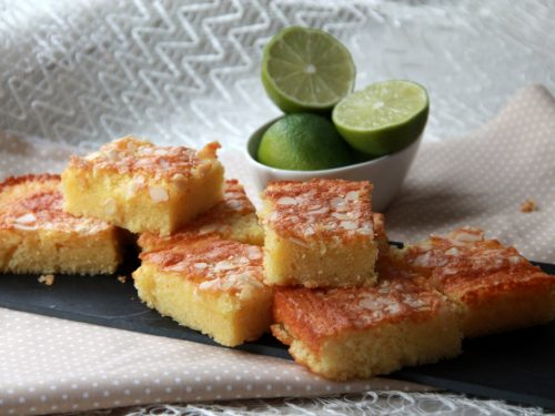 Torta semplice al lime