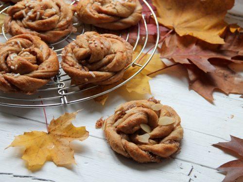 Kanelbullar – spirali alla cannella-