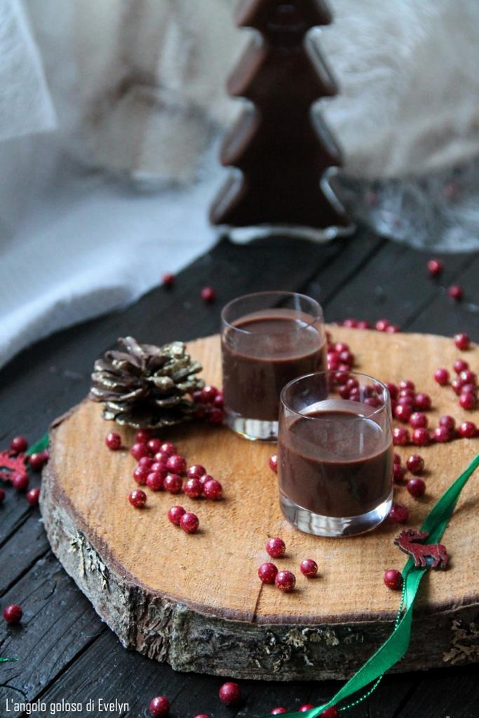 Liquore al Cioccolato Home Made