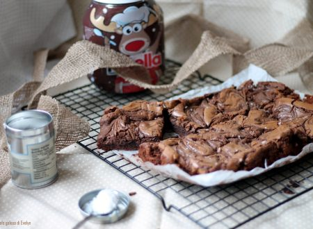 Brownies alla Nutella