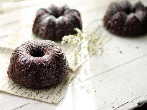 Torta semplice al cioccolato – vegan-