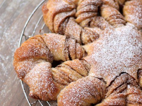 Star Bread alla cannella