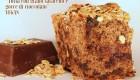 Torta di grano saraceno e gocce di cioccolato VEGAN