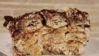 Tiramisù croccante con biscotti di sfoglia…[Pranzo di Pasqua]
