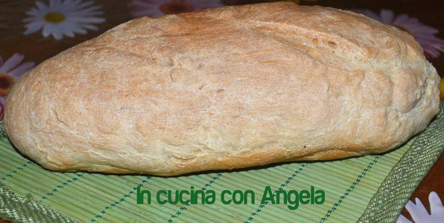 Filoncino di pane morbido