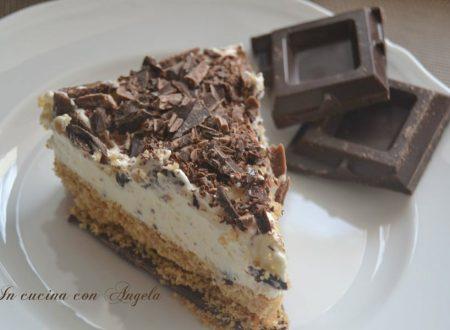 Cheesecake goloso