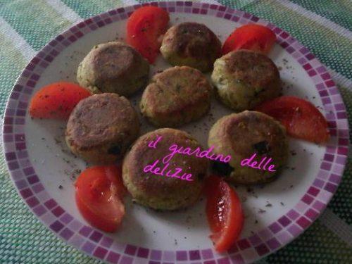 Polpette broccoli, zucchine ricetta semplice