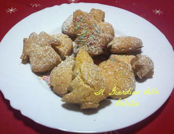 Biscotti con farina fioretto