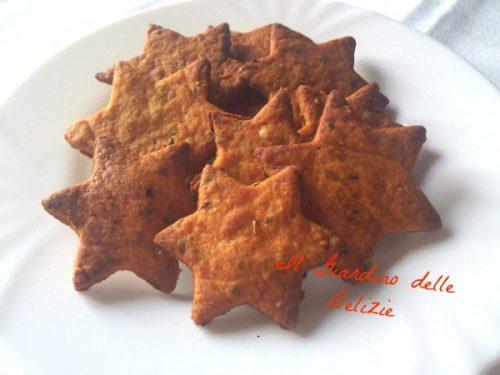Snack pomodoro origano
