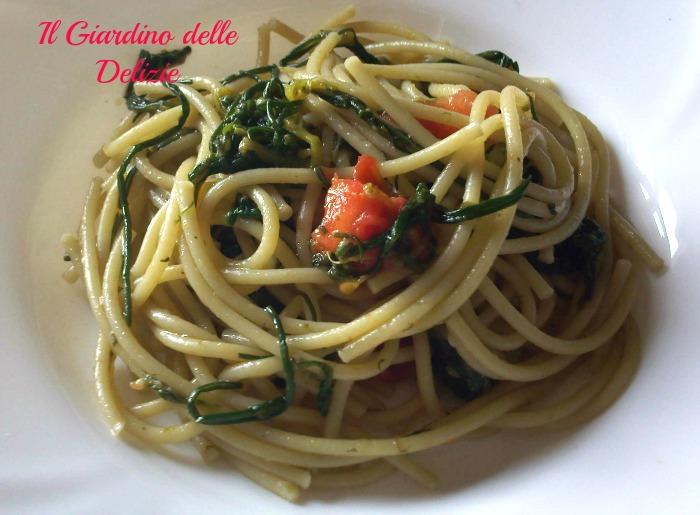 barba dei frati ricette pasta