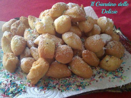 Gnocchetti dolci di Carnevale