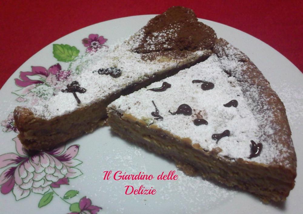 Torta Biscottata Cioccolato Mascarpone Il Giardino Delle