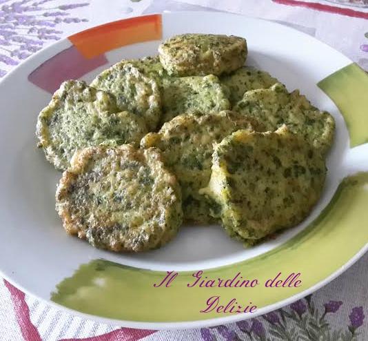 Frittelle di broccoli