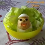 Uova ripiene, di Pasqua