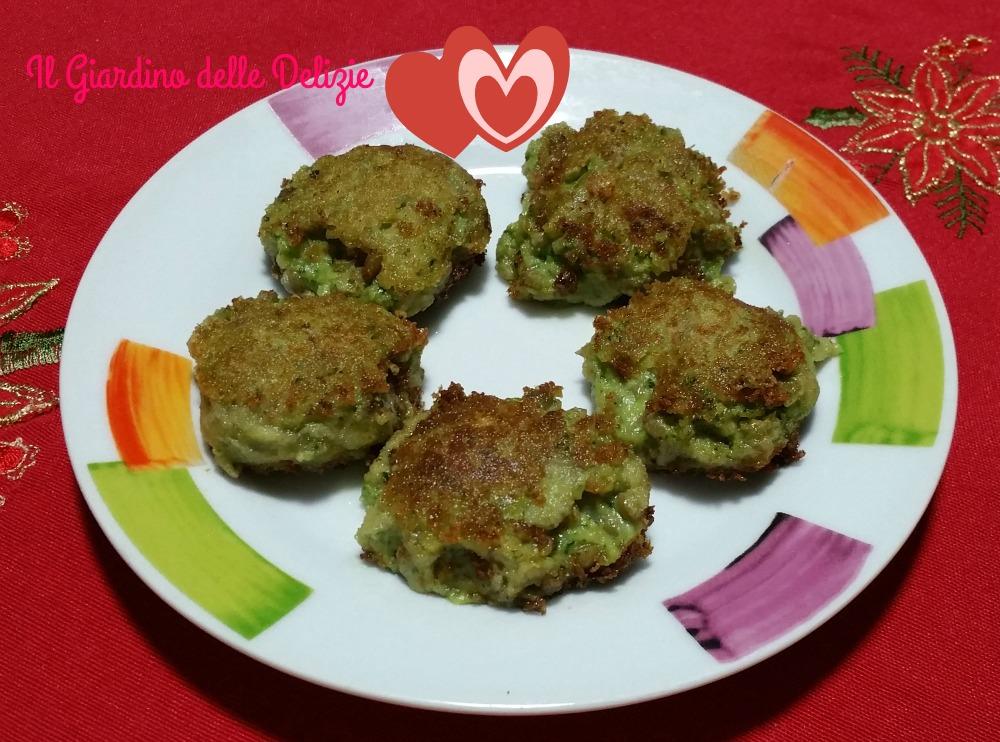Broccolo e lenticchia in polpetta