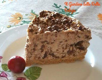 Torta fredda ciocco mascarpone