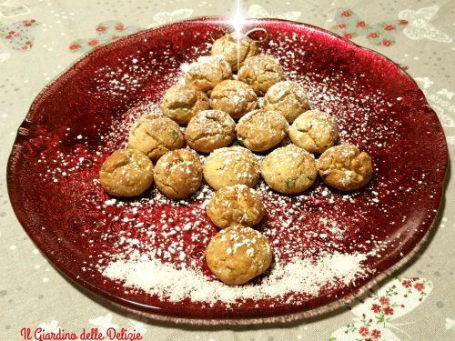 Biscotti colazione Natalizi