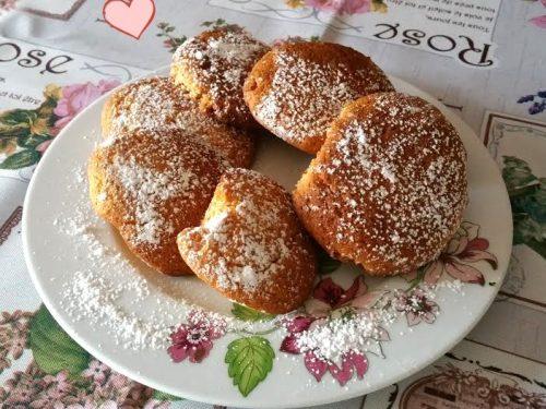 Biscotti al torrone bianco friabili