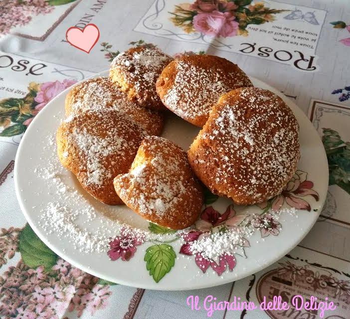 Biscotti Al Torrone Bianco Friabili Il Giardino Delle Delizie