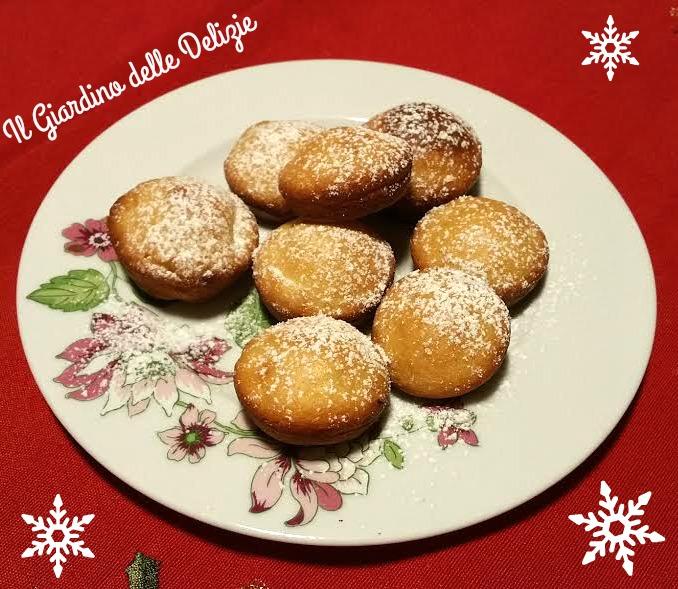 Piccoli muffin alla piastra