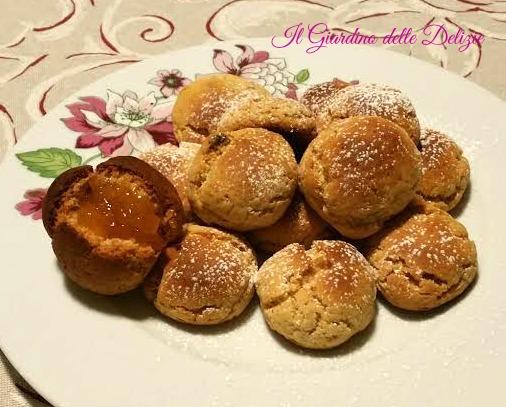 Biscotti con miele al pistacchio