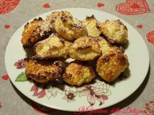 Biscotti cocco e philadelphia