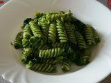 Fusilli crema gorgonzola e spinaci