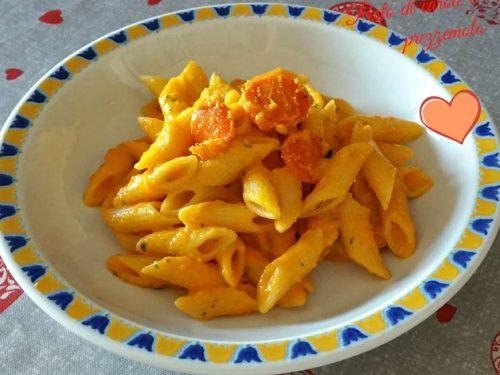 Pesto di carote e prezzemolo