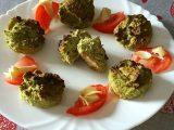 Tortine di broccoli ricotta e cotto