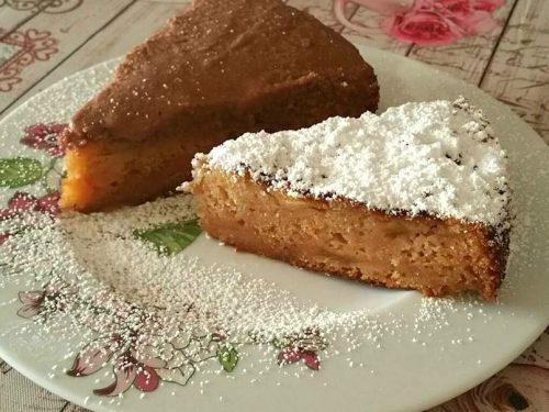 Torta di mele morbida al Marsala