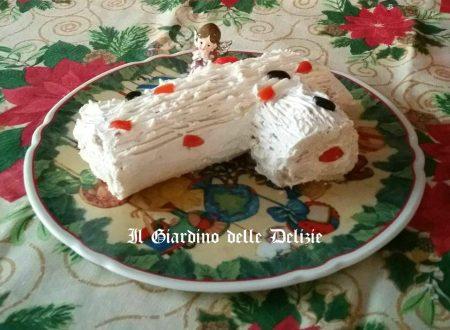 Tronchetto salato di Capodanno