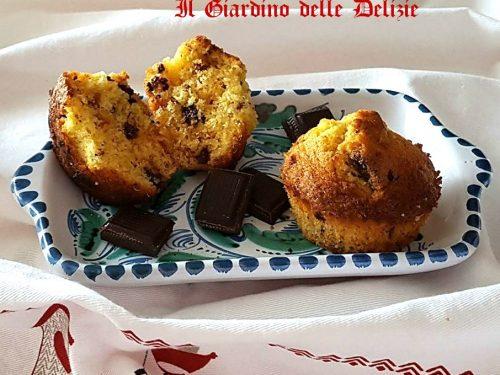 Mini dolcetti al cioccolato e panettone