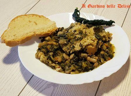 Ribollita piatto d'inverno della Toscana