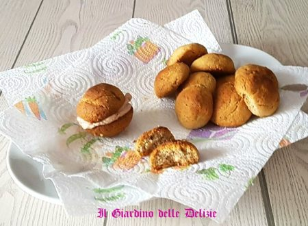 Biscotti salati alla crema di noci