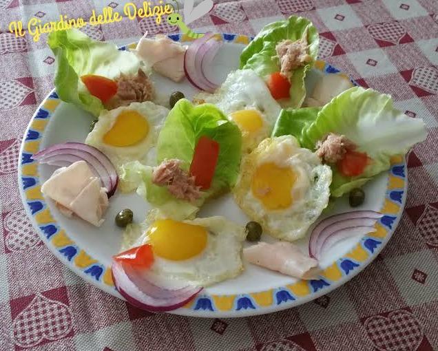 Qualche idea con le uova sode e non solo