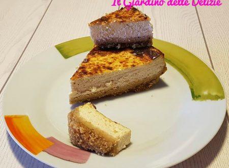 Torta salata con grissini prosciutto e philadelphia