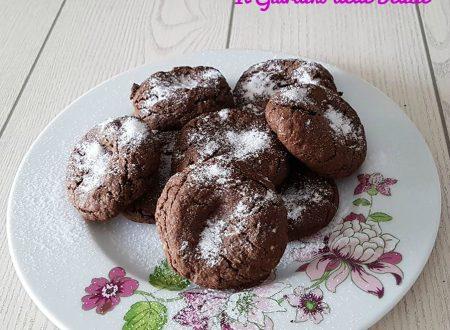 Biscotti semplici e veloci alla nutella