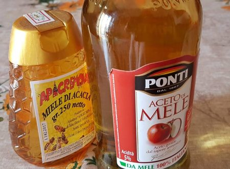Aceto di mele miele salsa Worcesterhire