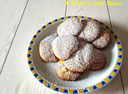 Biscotti morbidi di zucca