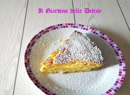 Torta mascarpone e cioccolato bianco