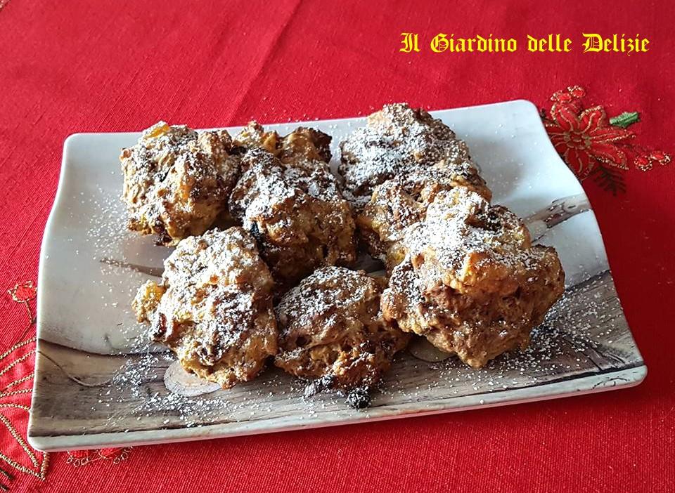 Biscotti con panettone avanzato