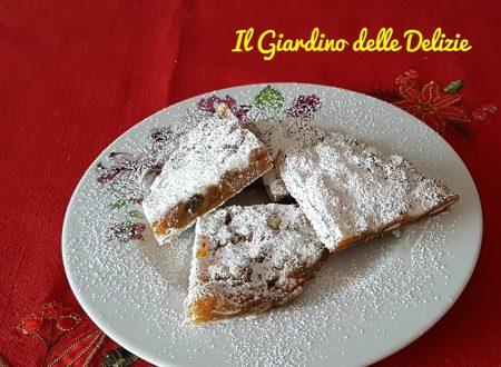 Ricetta Panforte Margherita