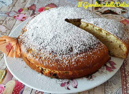 Torta ricotta e banane senza burro