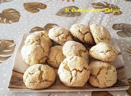 Biscotti con farina di nocciole senza burro