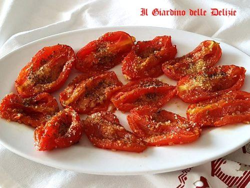 Pomodori perini al forno