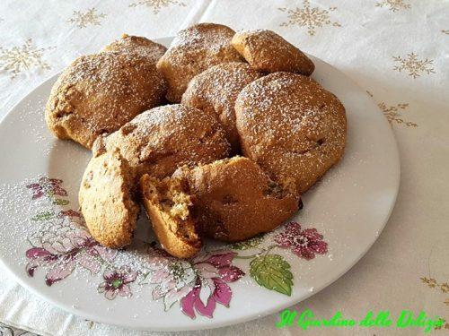 Biscotti al torrone senza burro