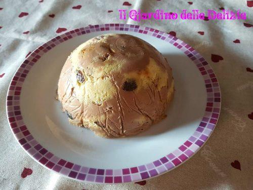 Crema al cucchiaio senza uova