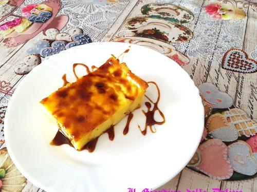 Torta simil budino