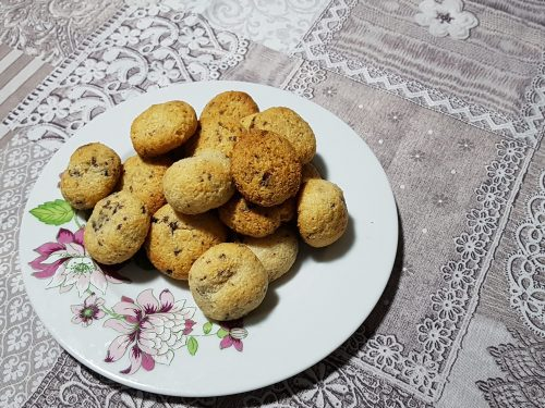Biscotti con LATTE CONDENSATO senza uova